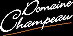 Boutique en ligne Domaine Champeau à Saint-Andelain dans la Nièvre.